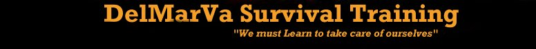 DelMarVa Survival Training Site Forum